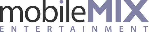 mobileMIX ENTERTAINMENT Logo